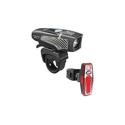 NiteRider Lumina 900 Boost and Sabre 80 Headlight and Taillight Combo