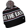 Ski The East Youth Tailgater Pom Beanie  2019