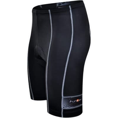 Funkier Men's 10 Panel Active Shorts