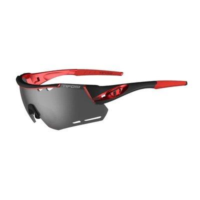 Tifosi Alliant Sunglasse Black/Red Smoke/AC Red/Clear