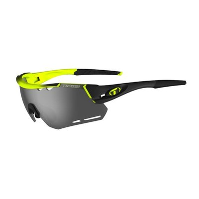 Tifosi Alliant Sunglasses Race Neon/Smoke/AC Red/Clear