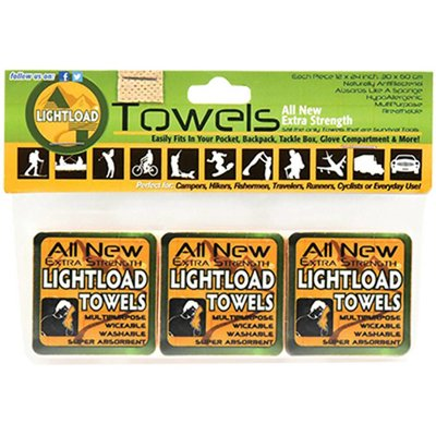 "Lightload Towels Three Pack 12""x24"""