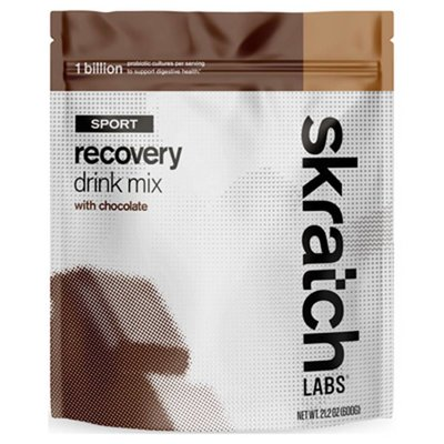 Skratch Labs Sport Recovery Drink Mix 12 Serving Resealable Bag