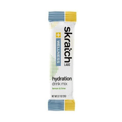 Skratch Labs Wellness Hydration Drink Mix Single Use Packet