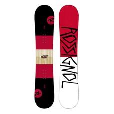 Rossignol District Black/Red Snowboard 2019
