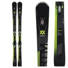 Volkl RTM 84 Skis w/ IPT WR XL 12 FR GW Green Bindings 2019