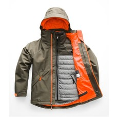 The North Face Boys' Fresh Tracks Triclimate Jacket 2019