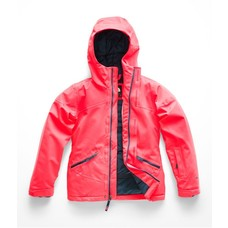The North Face Girls' Lenado Insulated Jacket 2019