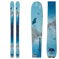 Nordica Women's Astral 84 Skis (Ski Only) 2019