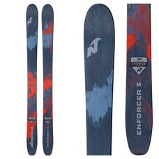 Nordica Kids' Enforcer S Skis (Ski Only) 2019