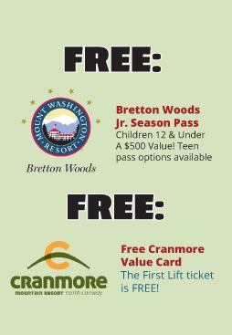 Free Bretton Woods Ski Pass: A $500 Value