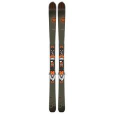 Rossignol Experience 88 Ti Skis with SPX 12 Konect Dual B90 Blk/Ora Bindings 2019