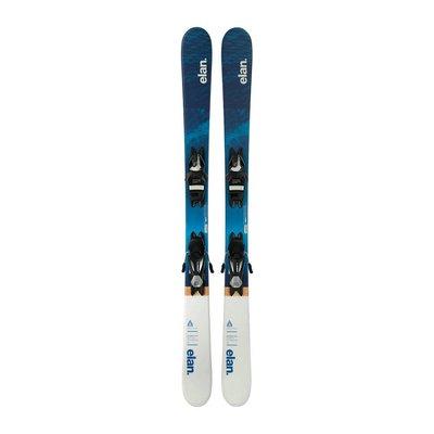 Elan Pinball LS Ski w/EL 10.0 GW Shift B85 Black WB Bindings 2019