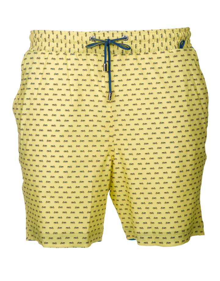 MOBYLETTE SWIM TRUNKS