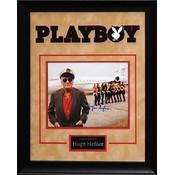 Playboy - Hugh Hefner signed 8x10 signed photo