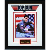 Top Gun – Tom Cruise Signed 8x10 Photo