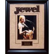 Jewel Signed Photo