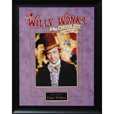 Willy Wonka – Gene Wilder Signed Photo