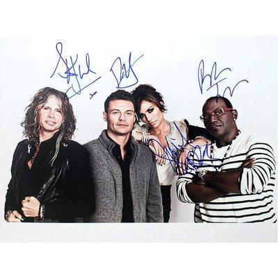 American Idol – Cast Signed Photo