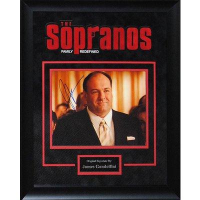 The Sopranos – James Gandolfini Signed Photo