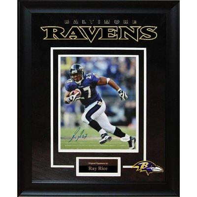 Baltimore Ravens – Ray Rice Signed 8x10 Photo