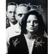 Silence of the Lambs – Cast Signed 11x14