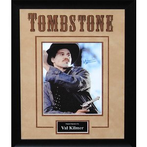 Tombstone – Val Kilmer Signed Photo