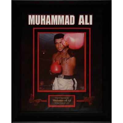 Muhammad Ali – Signed Photo