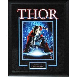 Thor - Chris Hemsworth 8x10 signed photo