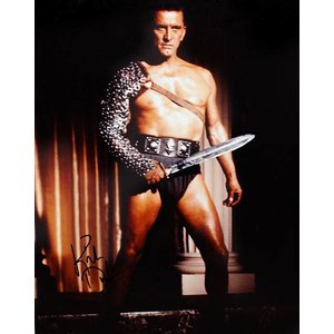 Spartacus – Kirk Douglas Signed Photo