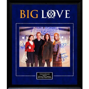 Big Love – 11x14 Cast Signed Photo