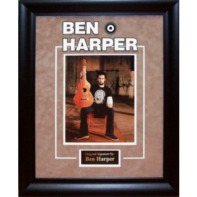Ben Harper Signed 8x10 Photo