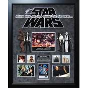 Star Wars – Cast Signed 1977 Movie Souvenir