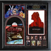 Star Wars – Return of The Jedi Cast Signed Soundtrack