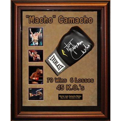 "Hector ""Macho"" Camacho Signed Boxing Glove"