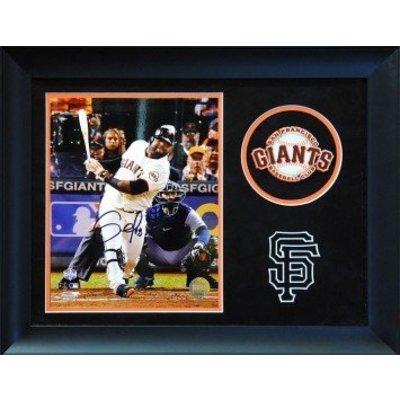 San Francisco Giants Pablo Sandoval signed photo