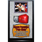 Manny Pacquiao Signed Glove