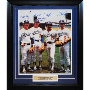 Dodgers Legends – Signed 16×20 Photo