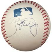 St. Louis Cardinals - Yadier Molina signed baseball
