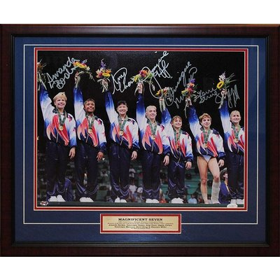 1996 Olympic Women's Gymnastics Team