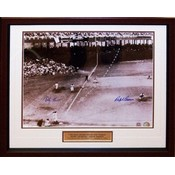 Giants/Dodgers – Signed 16x20 Photo