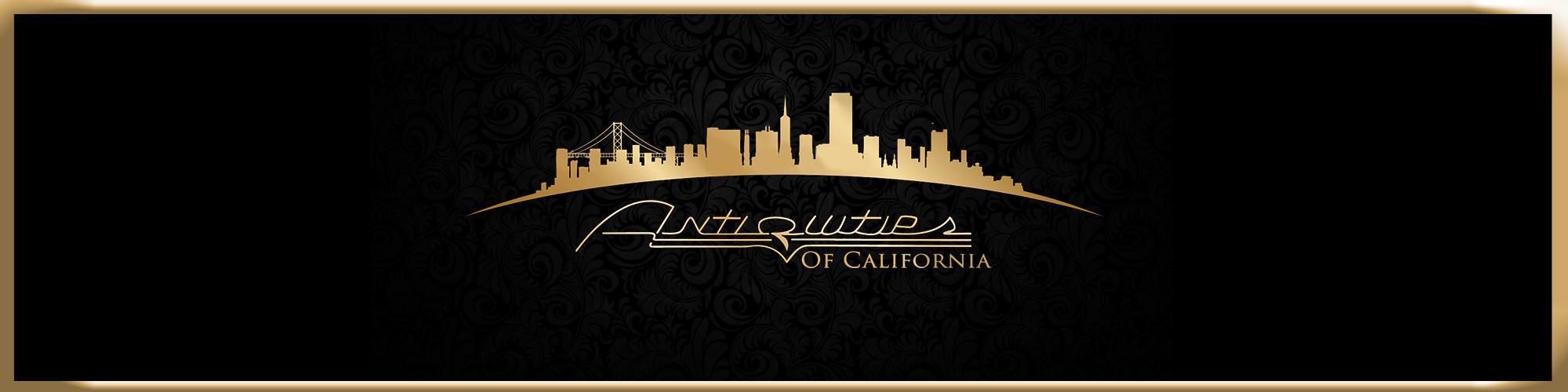 Antiquities of California  banner 1