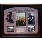 Martin Luther King Jr. Signed Photo