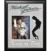 "Michael Jackson ""King Of Pop"" - Signed 11x14 Photo"