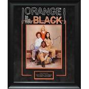 Orange is the New Black - 8x10 cast signed photo