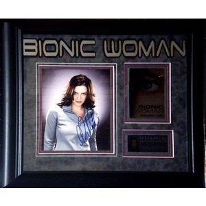 Bionic Woman – Michelle Ryan Signed Photo