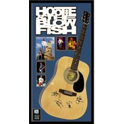 Hootie & the Blowfish – Signed Acoustic Guitar