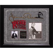 """""""Rebel Without A Cause"""" James Dean Signed 8x10"""