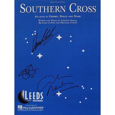 Crosby, Stills and Nash – Signed Sheet Music