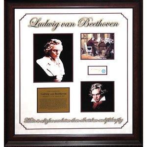 Ludwig von Beethoven Incredibly Rare Original Signature